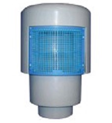HL 900N-přivzduš.ventil DN50/75/110