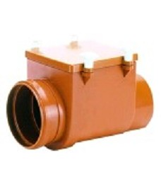 HL 710 DN110 Zpětná klapka proti vz.vodě