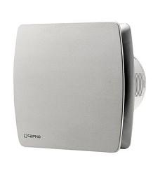 LEX koupel.ventilátor axiální,15W,nerez