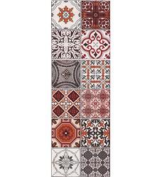 Milano patchwork dekor 25x75