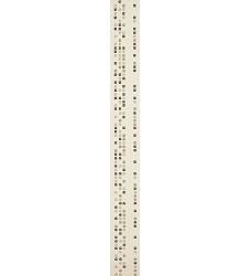 Stella Beige Krop.   listela 5.5x50