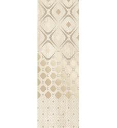 Gusto beige glamour dekor 24x74