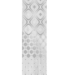 Gusto grigio glamour dekor 24x74