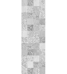 Gusto grigio orient dekor 24x74