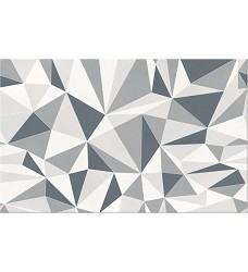 Adelle White geo     dekor    25x40