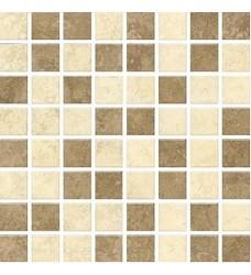 Febe bež-braz        mozaika   25x25