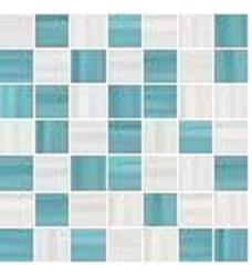 Funny turguesa mix    mozaika   20x20