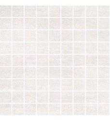 QZ lappato bianca    mozaika   30x30
