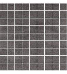 QZ lappato grigia    mozaika   30x30