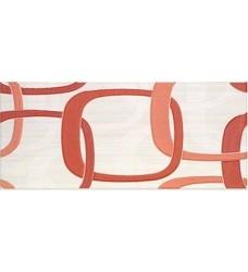Mural rojo/perla     dekor     20x45