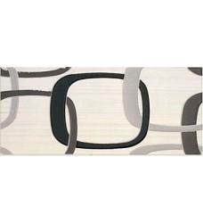 Mural negro/perla    dekor     20x45