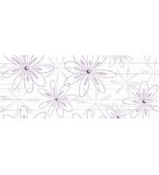 Saba lila            dekor     20x50
