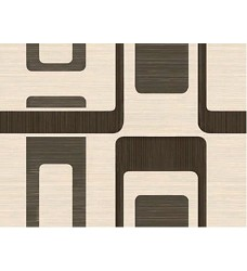 Velveten   brown    dekor   25x33.3 AKCE
