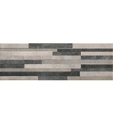 Carlota dekor gris obklad   20x60