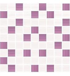 Dilan lila mix       mozaika   25x25
