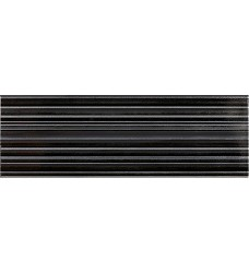 Dolsa negro          dekor     25x75