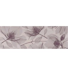 Dolsa flower purpu.  dekor     25x75