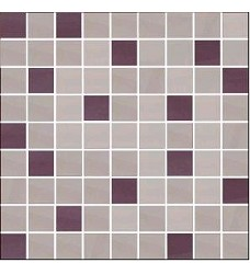 Dolsa purpura mix A  mozaika   25x25