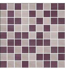 Dolsa purpura mix B  mozaika   25x25