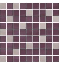 Dolsa purpura mix C  mozaika   25x25