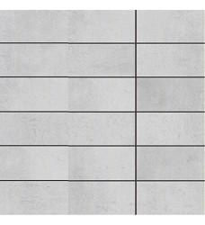 Oxido gris  brick    mozaika   30x30