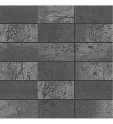 Oxido negro brick    mozaika   30x30