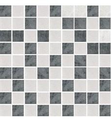 Prestige antracita mix mozaika 25x25