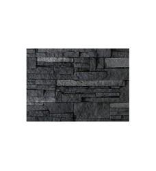 Kámen lámaný-tmavěšedý         36x10,7