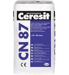 Ceresit CN87 vyrov. 10-80mm   25 kg