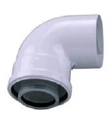 JUNKERS-koleno 60/100  90 st. AZ 366